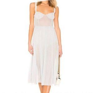 Majorelle Rina glitter dress from Revolve
